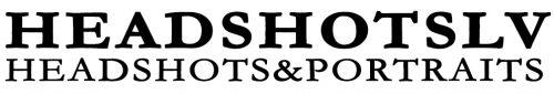Headshots Las Vegas Logo | HeadshotsLV